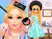 barbie get ready with me game