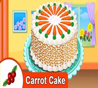 laura and lucas - carrot cake